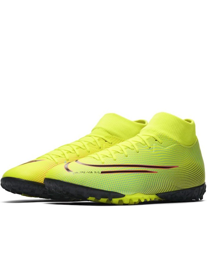 Nike Scarpe Calcio Football Mercurial Superfly 7 Academy MDS Uomo Calcetto Turf 0