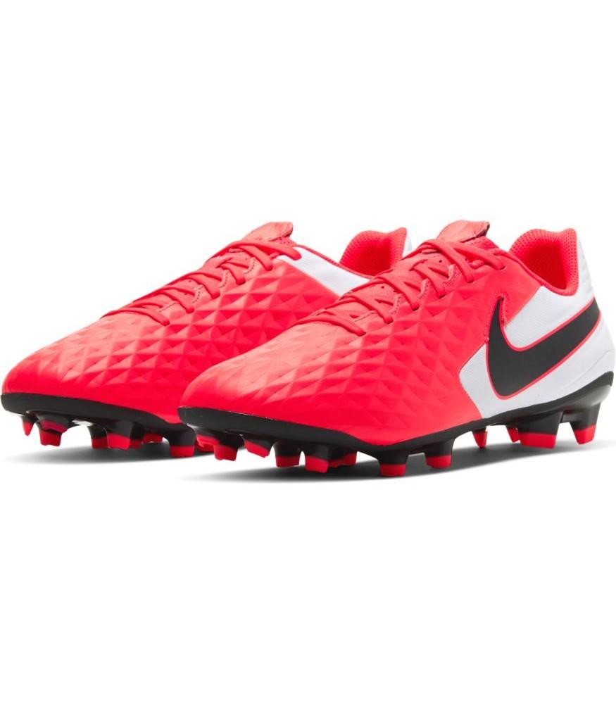 Nike Scarpe Calcio Football UOMO Rosso Tiempo Legend 8 Academy MG 0