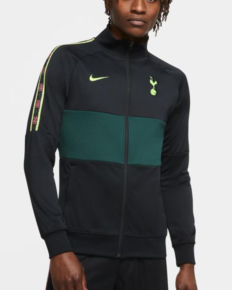 Tottenham Fc Nike Giacca Pre Match StadiumJacket 2020 21 L96 Nero UOMO 0