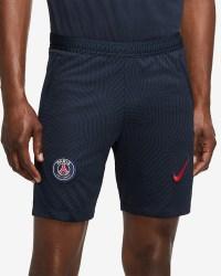 PSG Nike Pantaloncini allenamento Shorts UOMO Blu Dry Strike con TASCHE a ZIP 0